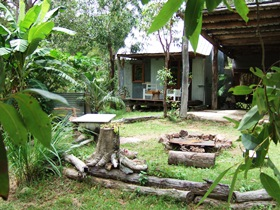 Ride On Mary Bush Cabin Adventure Stay - WA Accommodation