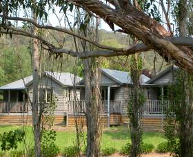 The Homestead Cabins Brogo - WA Accommodation