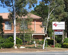 Hamilton's Townhouse Motel - WA Accommodation
