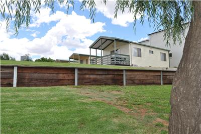 Euston Riverfront Caravan Park and Cafe - WA Accommodation