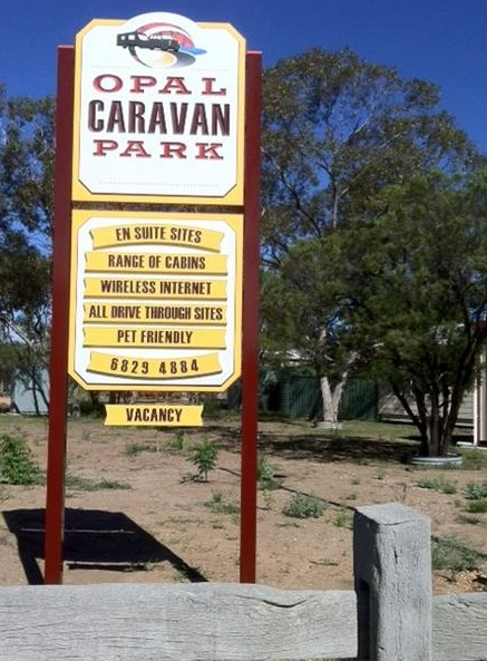 Opal Caravan Park - WA Accommodation