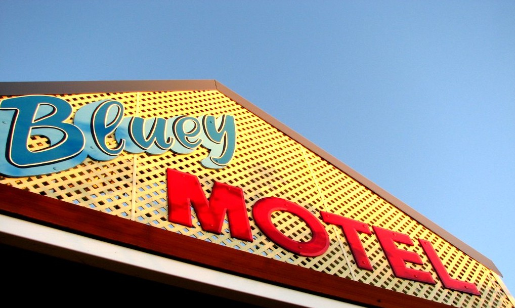 Bluey Motel - WA Accommodation