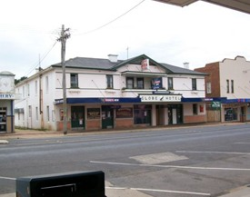 Globe Hotel Bombala - WA Accommodation