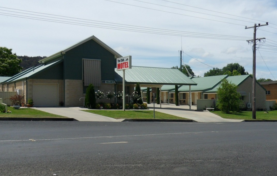 Club Motel Tumbarumba - WA Accommodation