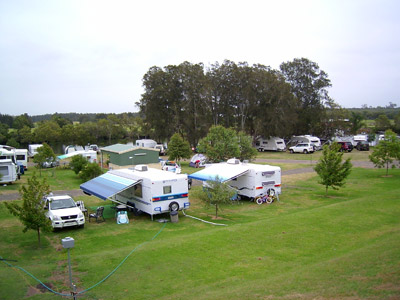 Dawson River Tourist Park - WA Accommodation