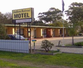 Golfers Retreat Motel - WA Accommodation