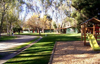 Corowa Caravan Park - WA Accommodation