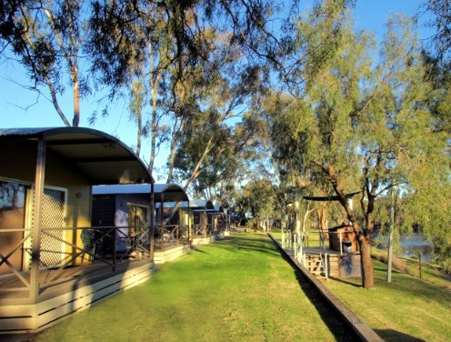 BIG4 Deniliquin Holiday Park - WA Accommodation