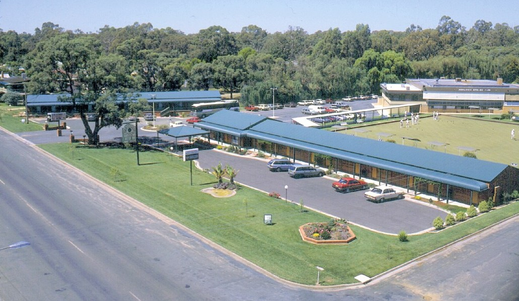 Deniliquin Country Club Motor Inn - WA Accommodation