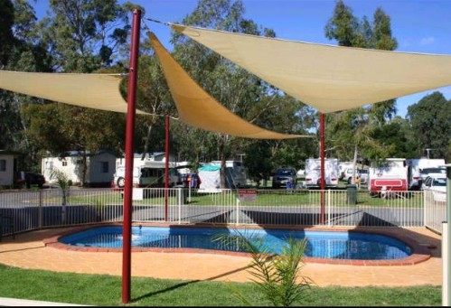 Deniliquin Riverside Caravan Park - WA Accommodation