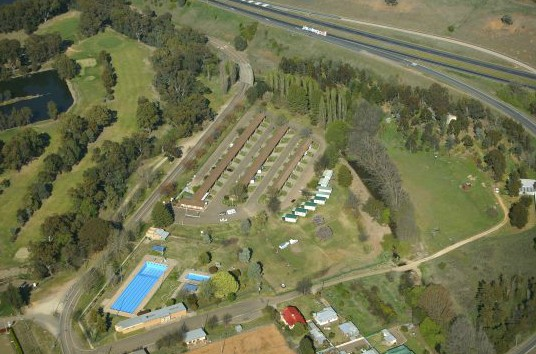 Gundagai Tourist Park - WA Accommodation