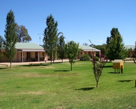 Narrandera Caravan Park - WA Accommodation