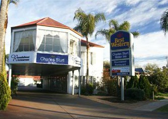 Charles Sturt Hotel - WA Accommodation