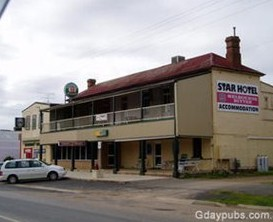 The Star Hotel - WA Accommodation