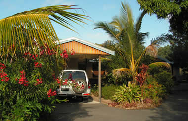 Sunbird Gardens - WA Accommodation