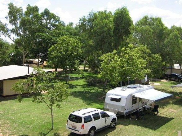BAILEY BAR CARAVAN PARK - WA Accommodation