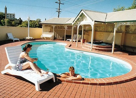 Best Western Clifton  Grittleton Lodge - WA Accommodation