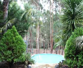 Fern Gulley Retreat - WA Accommodation