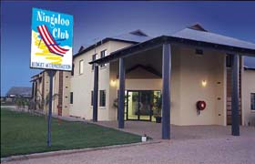 Ningaloo Club - WA Accommodation