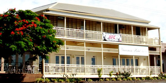 Gracemere Hotel - WA Accommodation