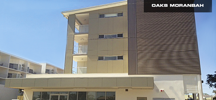 Oaks Moranbah - WA Accommodation