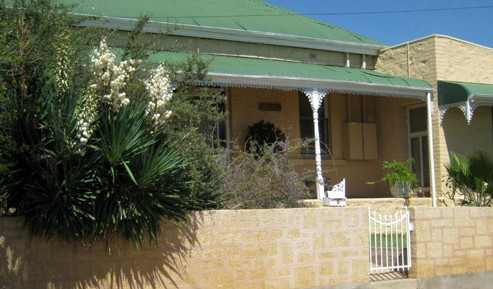 Amalie Cottage Waikerie - WA Accommodation