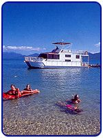 Hinchinbrook Rent A Yacht And House Boat - WA Accommodation