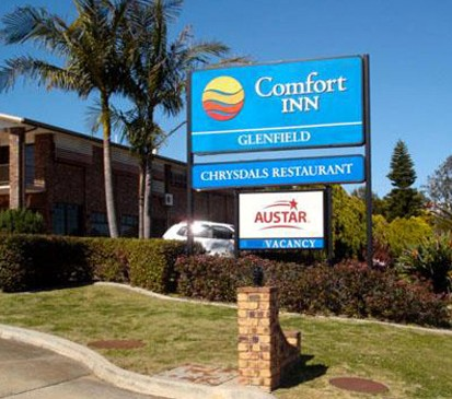 Comfort Inn Glenfield - WA Accommodation