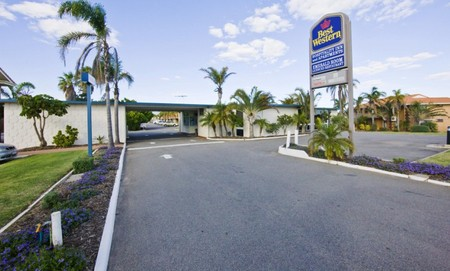 Best Western Hospitality Inn Geraldton - WA Accommodation