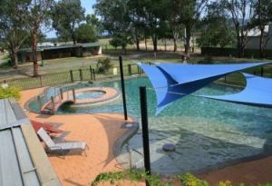 Valley Vineyard Tourist Park - WA Accommodation