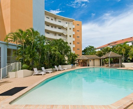 Rays Resort Apartments - WA Accommodation
