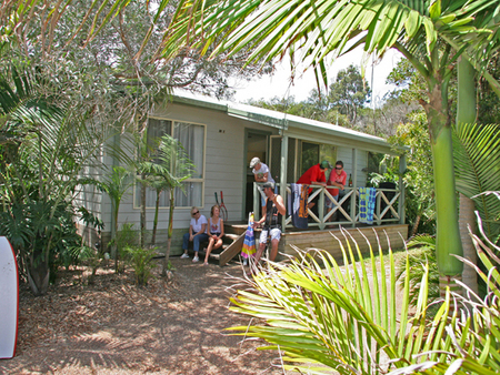 One Mile Beach Holiday Park - WA Accommodation