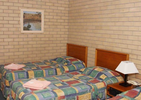 Gunsynd Motor Inn - WA Accommodation