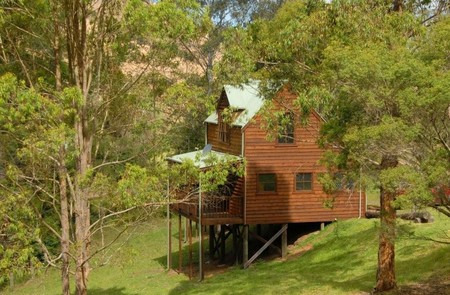 Hookes Creek Forest Retreat - WA Accommodation
