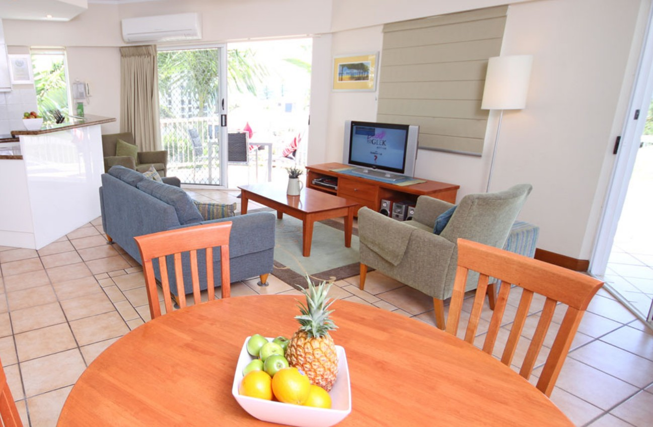 Coolum Seaside Apartments - WA Accommodation