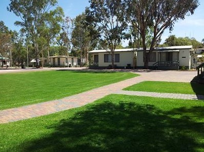 Riverside Holiday Park Blanchetown - WA Accommodation