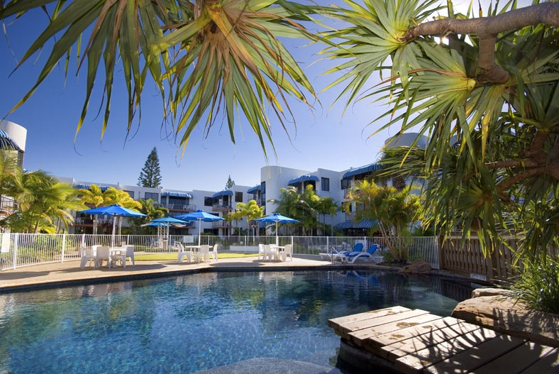 Headland Tropicana - WA Accommodation