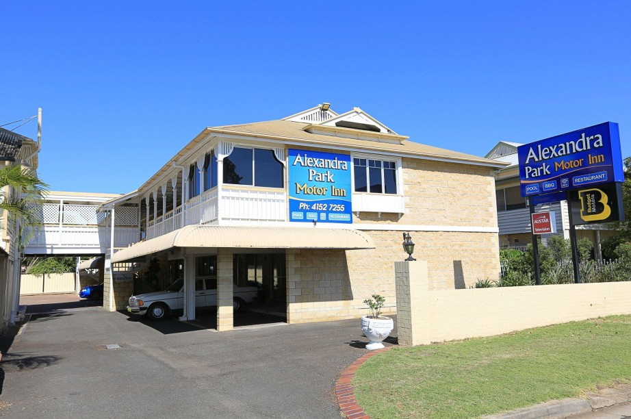 Alexandra Park Motor Inn - WA Accommodation