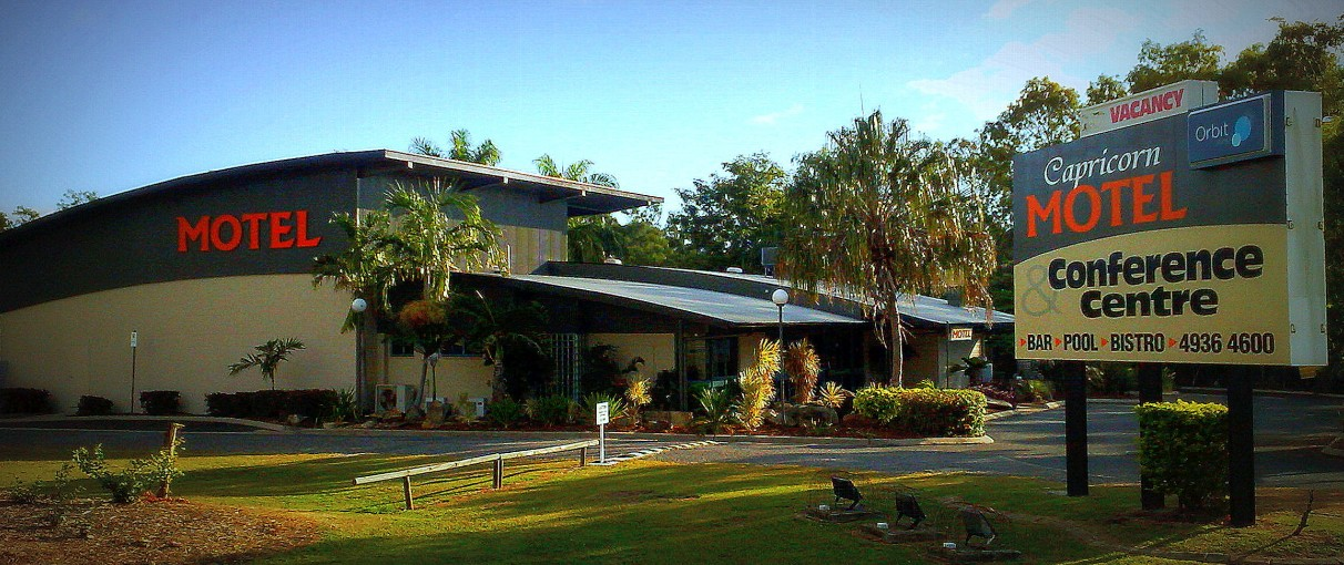 Capricorn Motel  Conference Centre - WA Accommodation