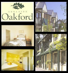 Adelaide Oakford Apartments - WA Accommodation