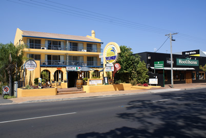 Delfinos Bay Resort - WA Accommodation