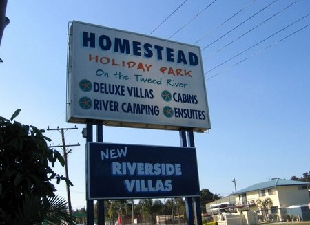 Homestead Holiday Park - WA Accommodation