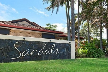 Sandals - WA Accommodation