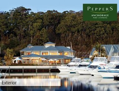 Peppers Anchorage - WA Accommodation