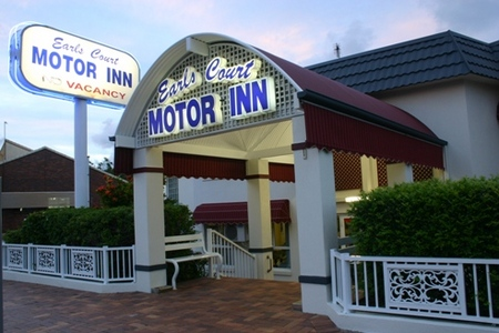 Earls Court Motor Inn - WA Accommodation