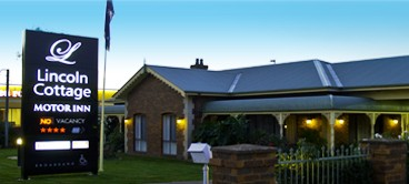 Lincoln Cottage Motor Inn - WA Accommodation