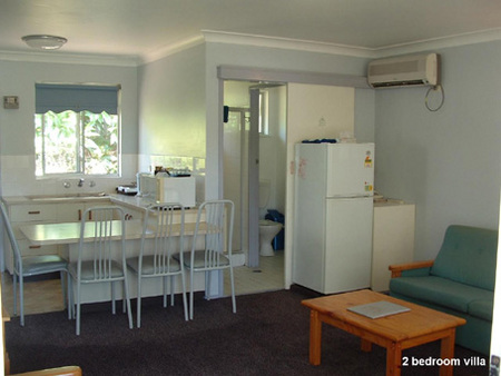 Bermuda Breezes Resort - WA Accommodation