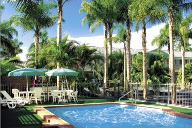 Forster Palms Motel - WA Accommodation