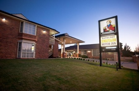 Bathurst Heritage Motor Inn - WA Accommodation