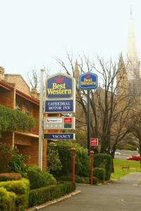 Best Western Cathedral Motor Inn - WA Accommodation
